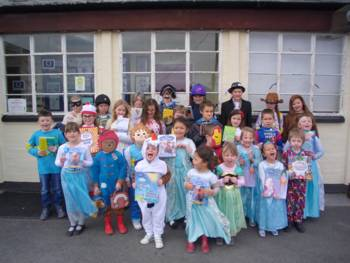 World Book Day 2015 003
