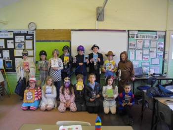 World Book Day 2015 006